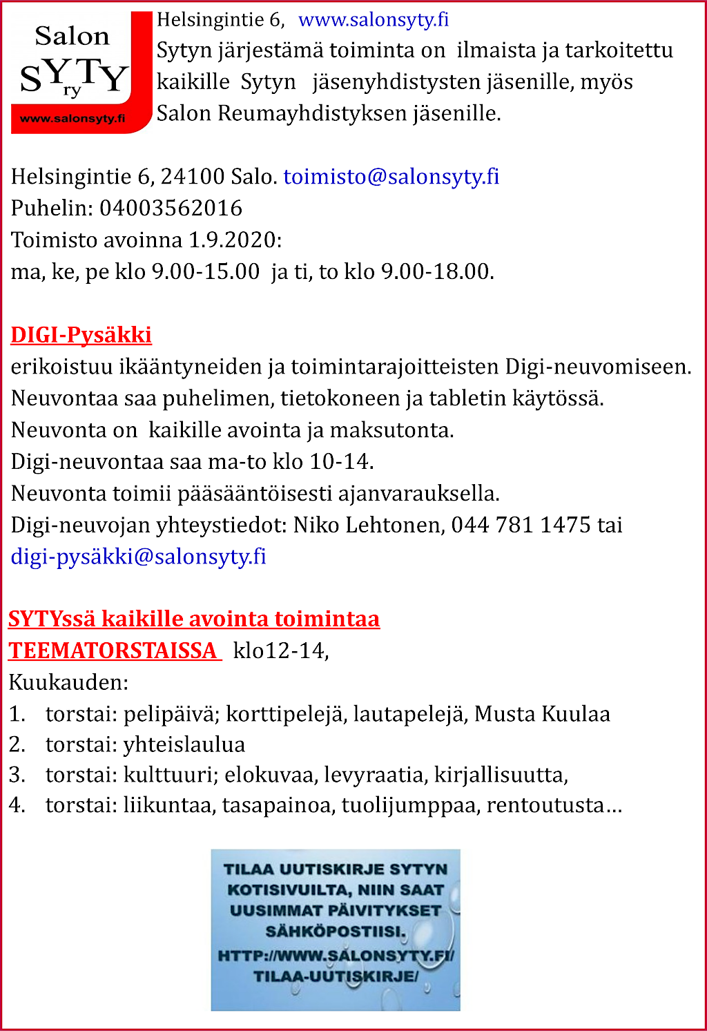 Syty-info.